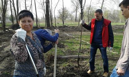 Дерева Миру Краматорськ, фото 7