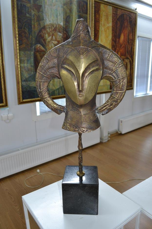 Художня виставка на Донмет в Краматорську, фото 7
