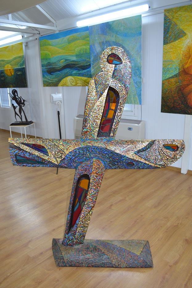 Художня виставка на Донмет в Краматорську, фото 8