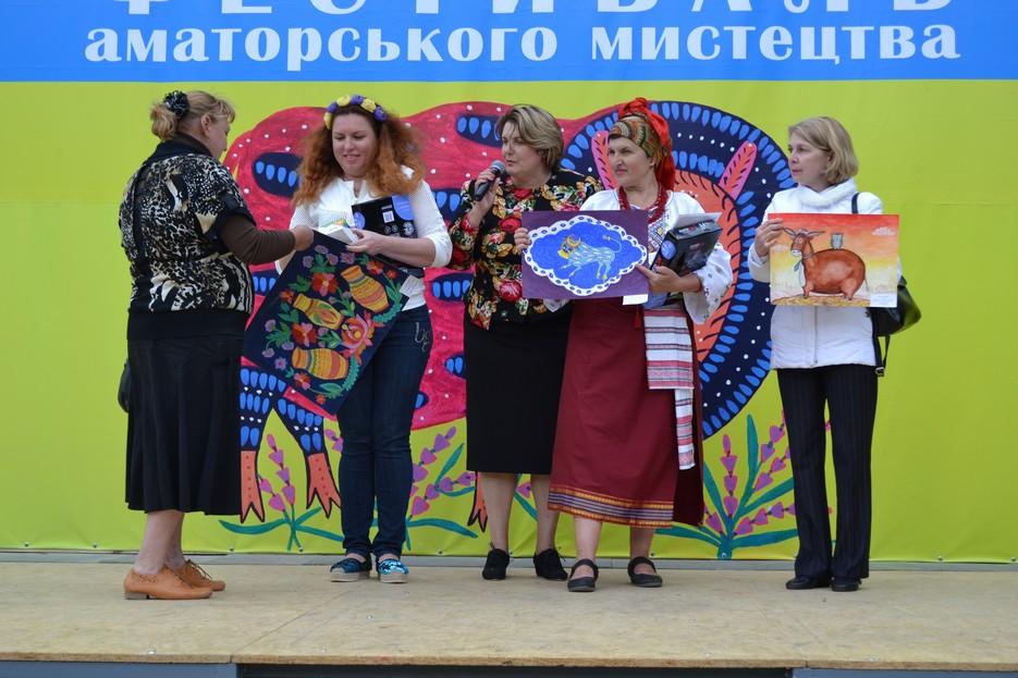 Фестиваль аматорського мистецтва імені Марії Приймаченко, фото 2