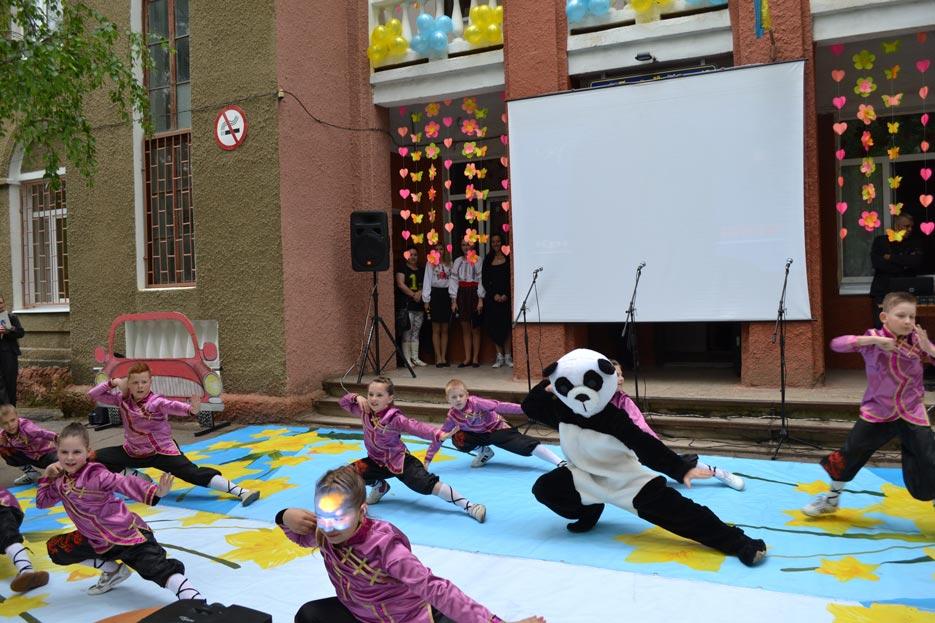 День захисту дітей у Краматорську, фото 1