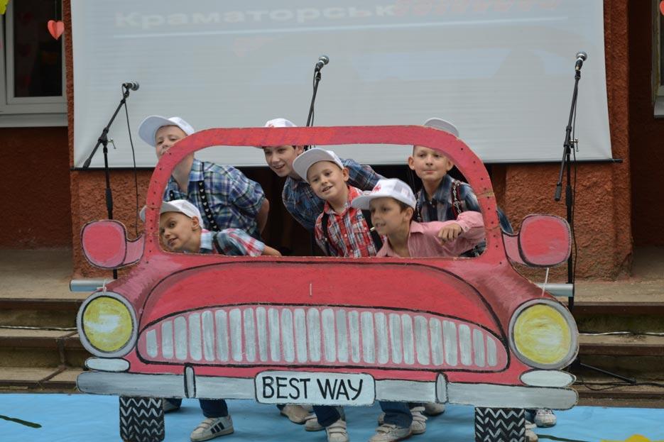 День захисту дітей у Краматорську, фото 2