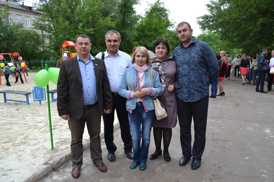 День захисту дітей у Краматорську, фото 9