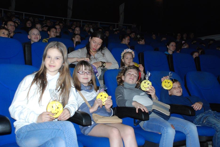 Завершення фестивалю кіно для дітей та підлітків Чілдрен Кінофест, фото 5