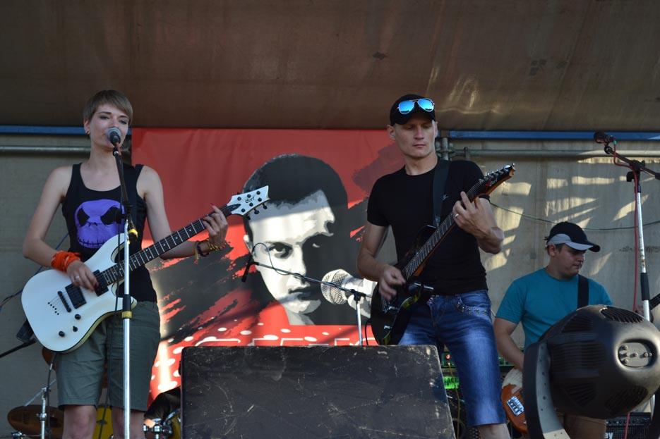 Рок-фестиваль «Я маю власну думку» Краматорськ 2016, фото 1