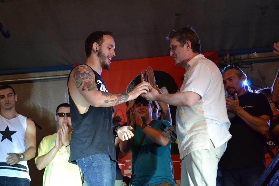 Рок-фестиваль «Я маю власну думку» Краматорськ 2016, фото 7
