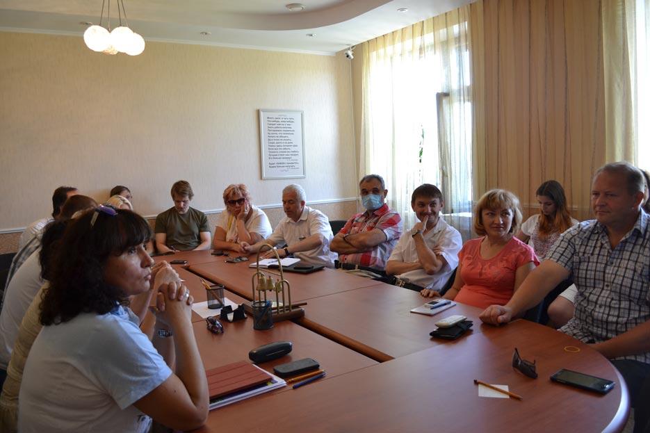 Зустріч з Русланом Кошулинським у Краматорську, фото 1