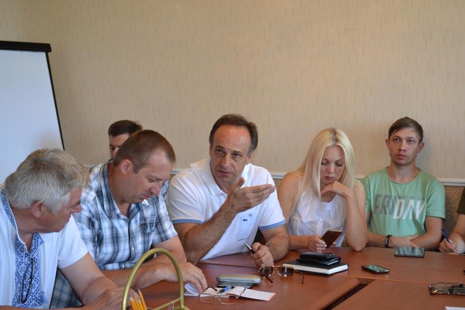 Зустріч з Русланом Кошулинським у Краматорську, фото 2