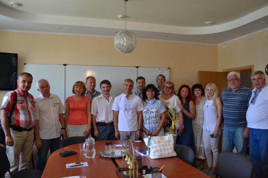 Зустріч з Русланом Кошулинським у Краматорську, фото 5