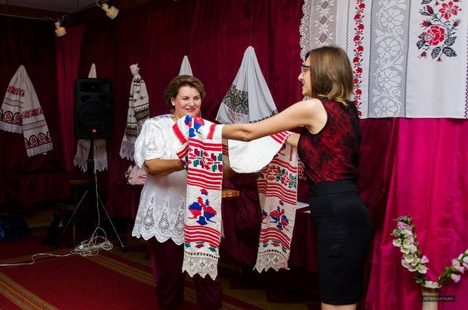 Конкурс «Мелодія рушника» Краматорськ 2016 фото 3