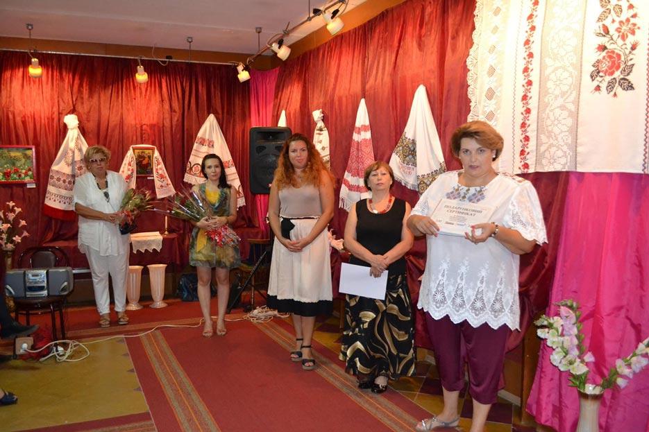Конкурс «Мелодія рушника» Краматорськ 2016 фото 5