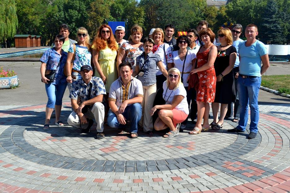 Зустріч з громадськими активістами Вугледару в Краматорську фото 2