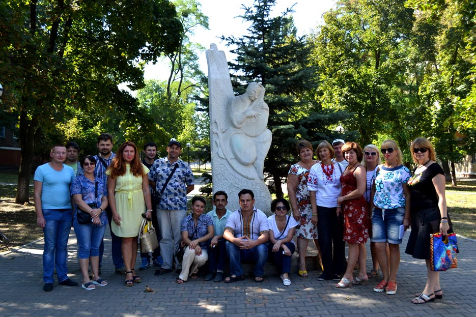 Зустріч з громадськими активістами Вугледару в Краматорську фото 3