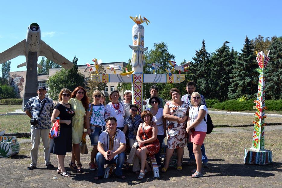 Зустріч з громадськими активістами Вугледару в Краматорську фото 4