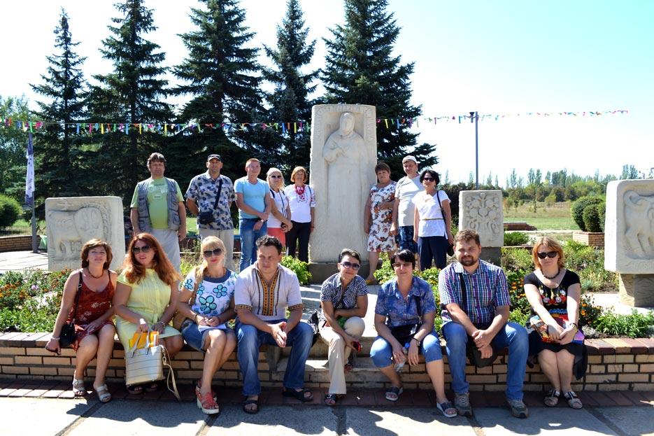Зустріч з громадськими активістами Вугледару в Краматорську фото 5