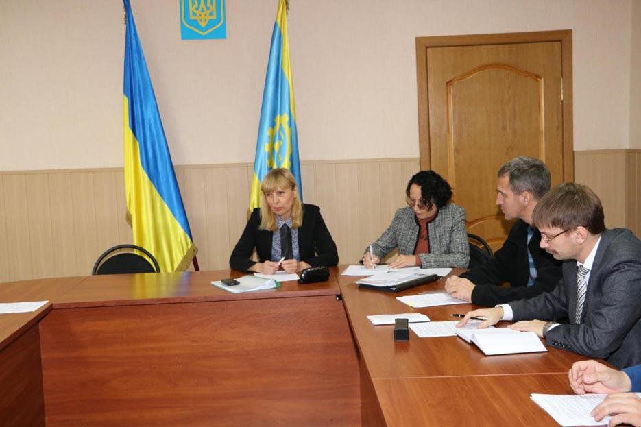 засідання Координаційної ради з питань розвитку підприємництва