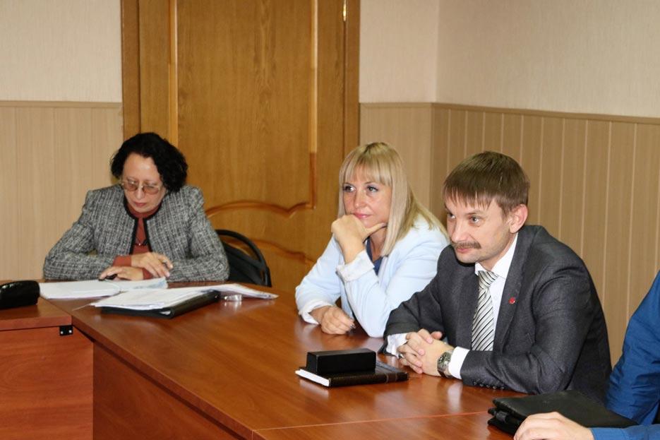 засідання Координаційної ради з питань розвитку підприємництва в Краматорську, фото 3