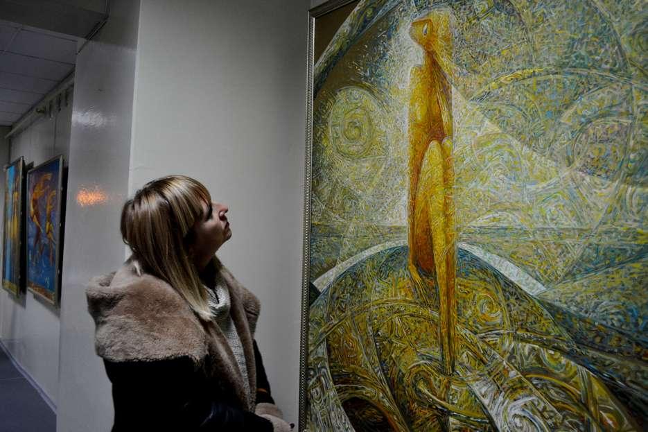 Выставки Вячеслава Гутыри «Відлуння Скіфії», фото 8