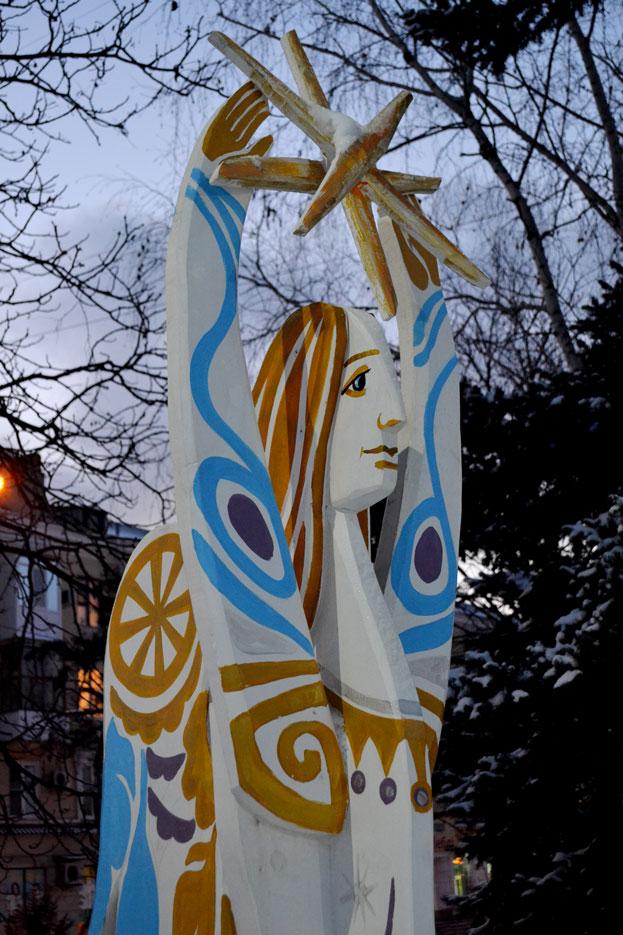 Різдвяні Ангели в Краматорську, фото 2