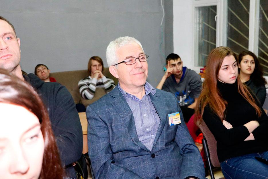 Зустріч із Юрієм Філюком – одним із засновників проекту «Тепле місто», фото 3