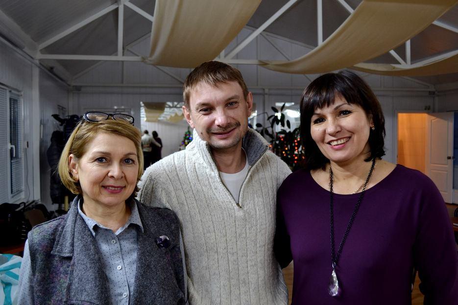 Клубу Підприємців Краматорська проводжає 2016 рік фото 3