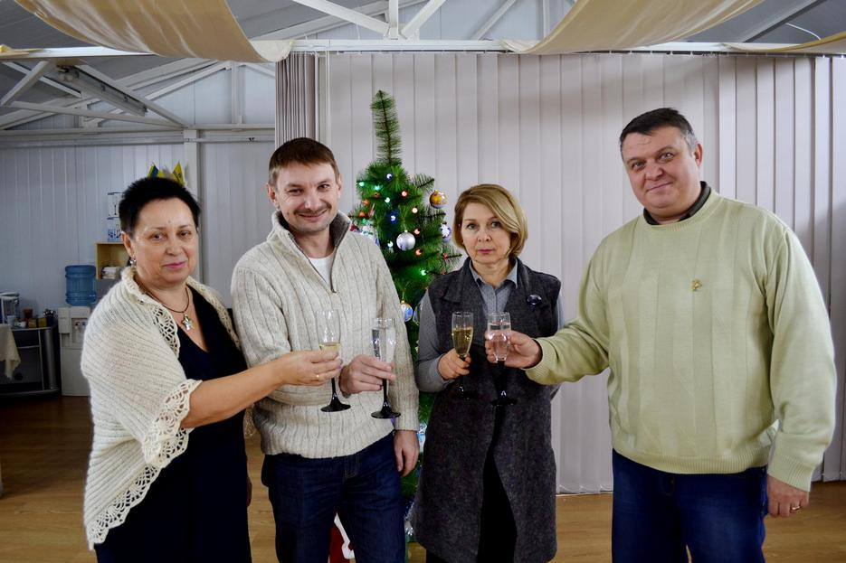 Клубу Підприємців Краматорська проводжає 2016 рік фото 5