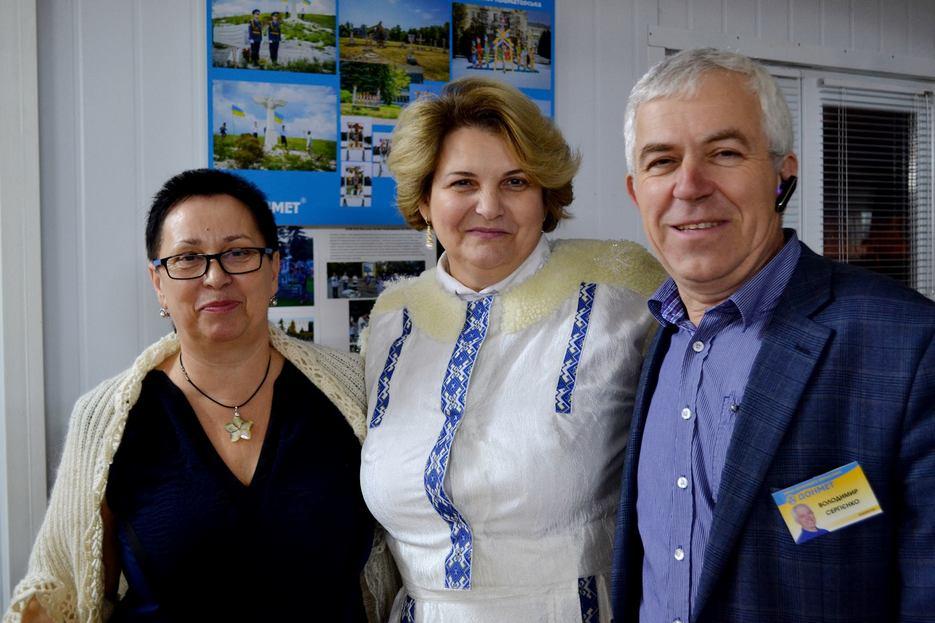 Клубу Підприємців Краматорська проводжає 2016 рік фото 6