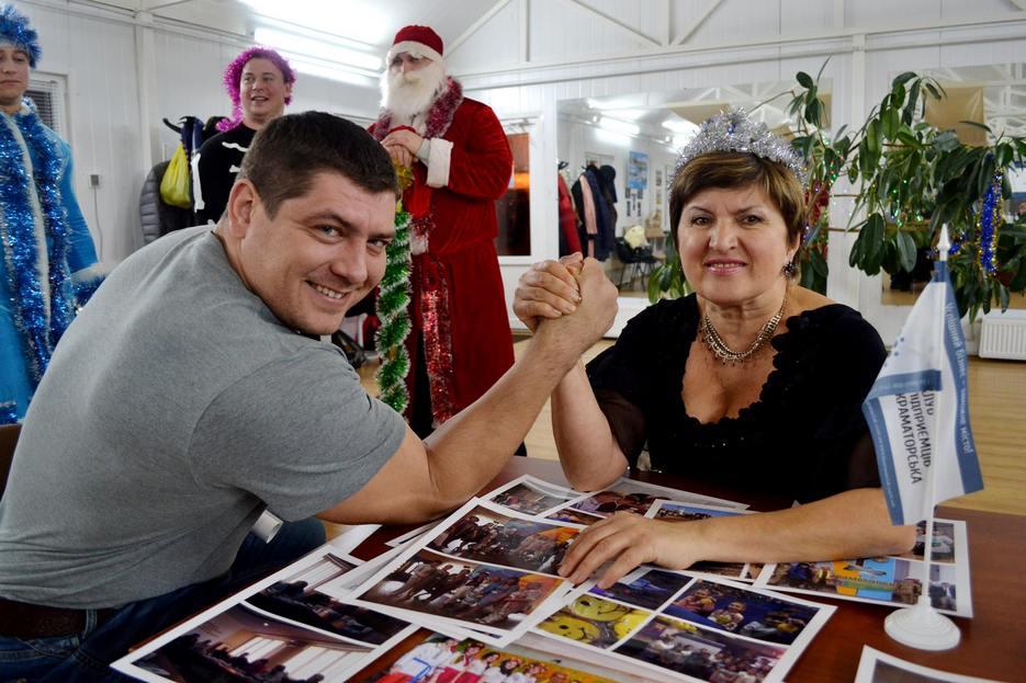 Клубу Підприємців Краматорська проводжає 2016 рік фото 10