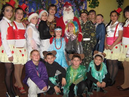 Краматорск школа-интернат 3
