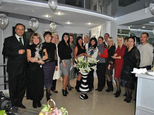 Собрание Клуюа Предпринимателей Краматорска (КПК)